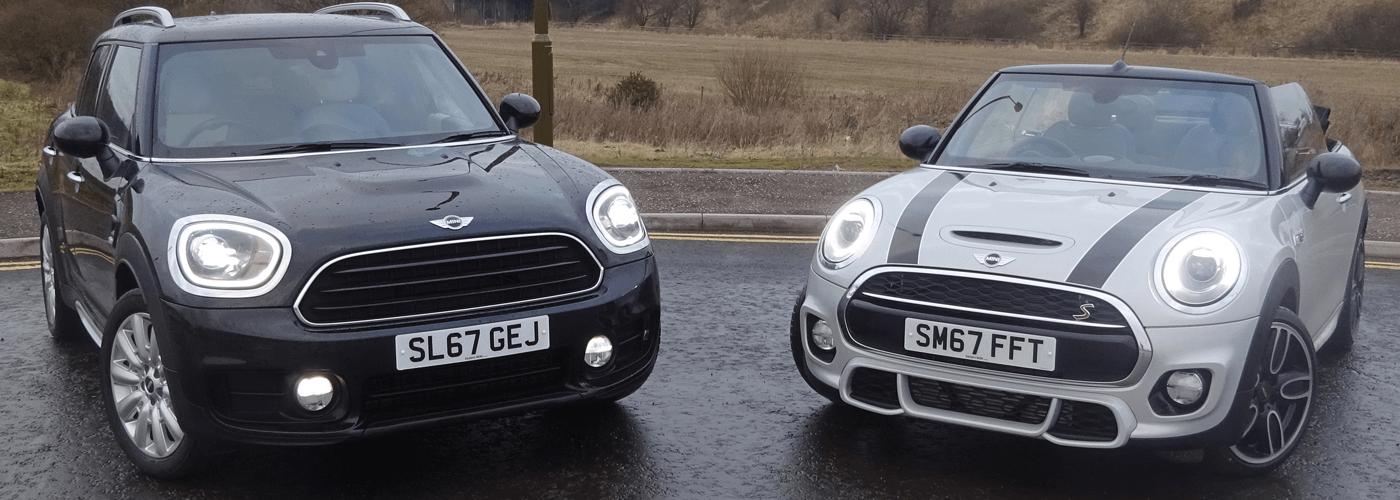Mini Hire Glasgow Car Rental