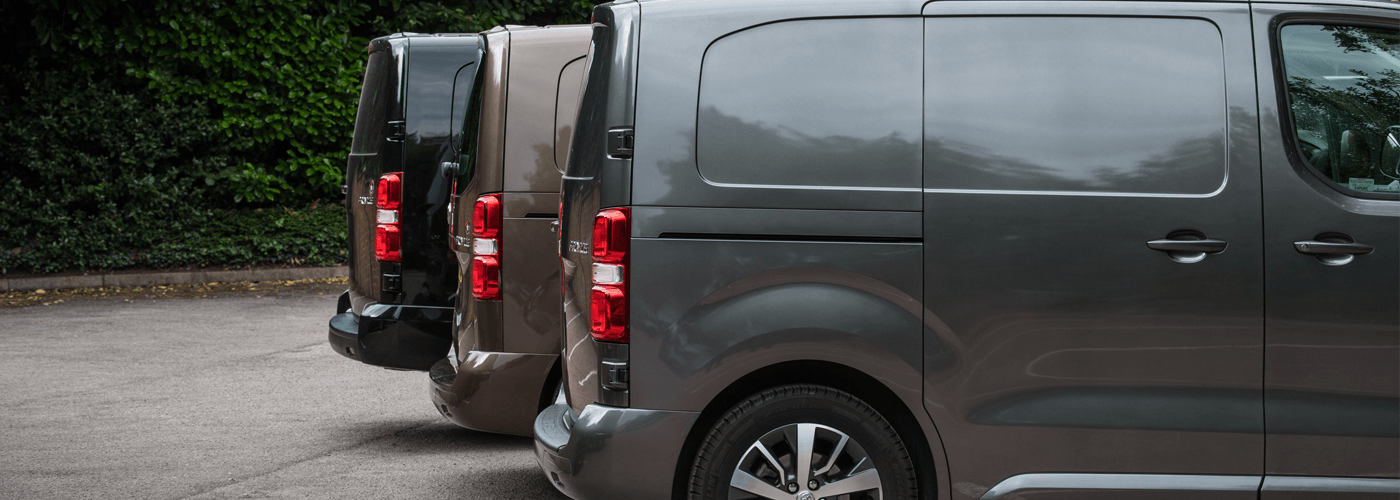 Glasgow Car Rental also offer a range of vans and commercial vehicles