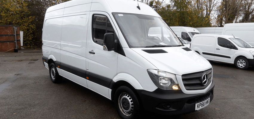 Large van hire with Glasgow Car Rental
