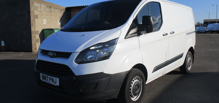 Medium van hire with Glasgow Car Rental
