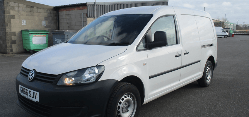 Small van hire with Glasgow Car Rental